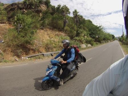 pisandole en Sumbawa