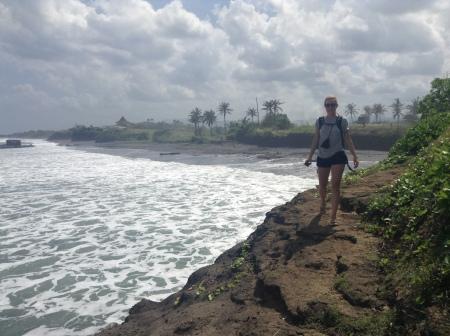 Marie, rumbo a Balian