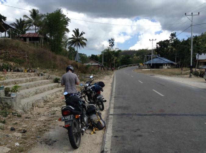 Camino a Waikabubak