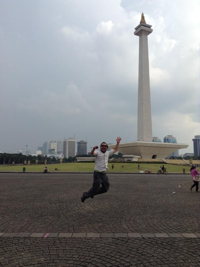 Monumento Nacional, Yakarta